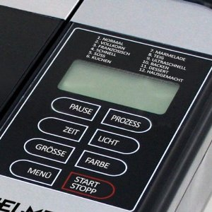 Bielmeier BHG 395 Brotbackautomat Display