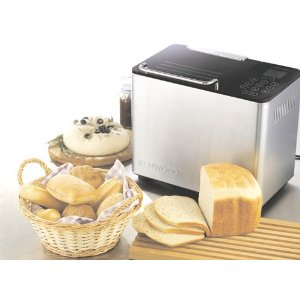 Kenwood BM 450 Brotbackautomat mit Brot